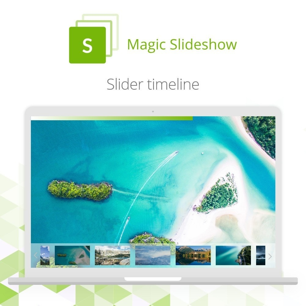 module - Sliders & Galerias - Magic Slideshow - 4