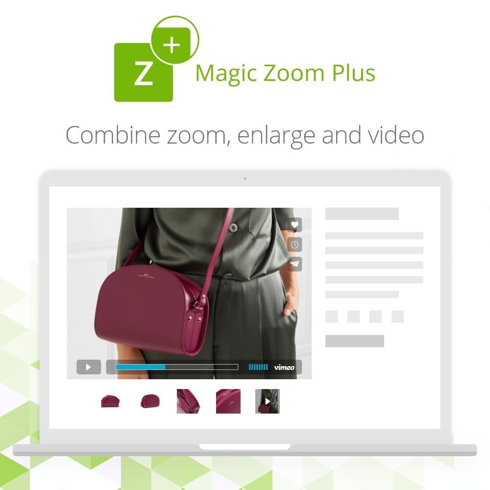 module - Visualizzazione Prodotti - Magic Zoom Plus - 4