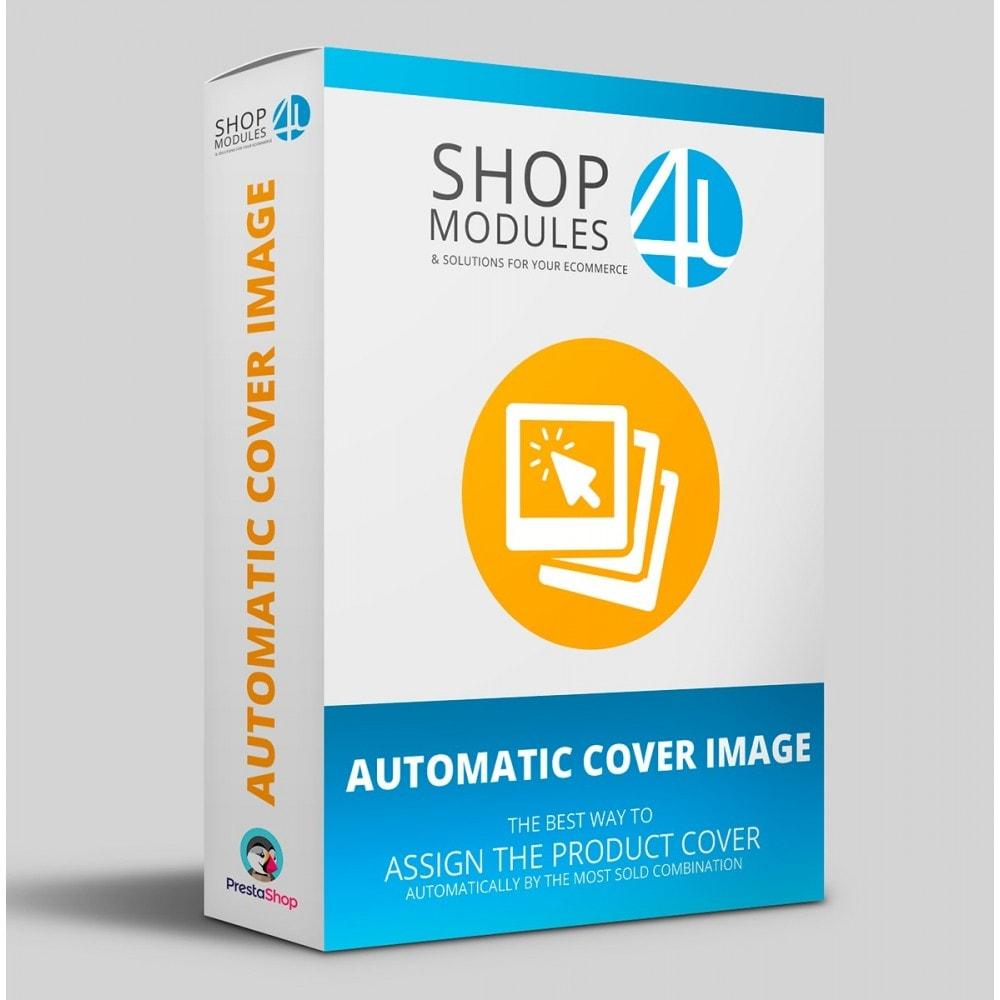 module - Information supplémentaire & Onglet produit - Automatic Cover Image - 1