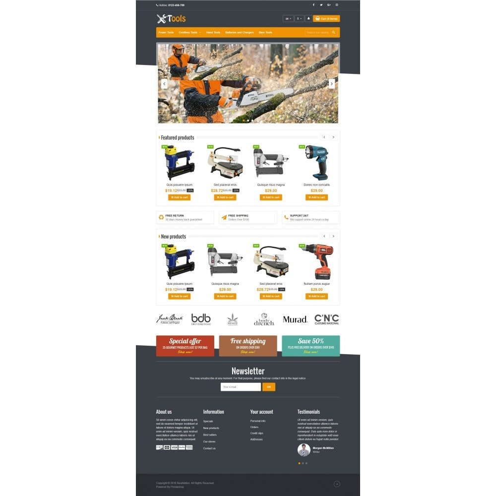 theme - Home & Garden - VP_Tools Store - 2
