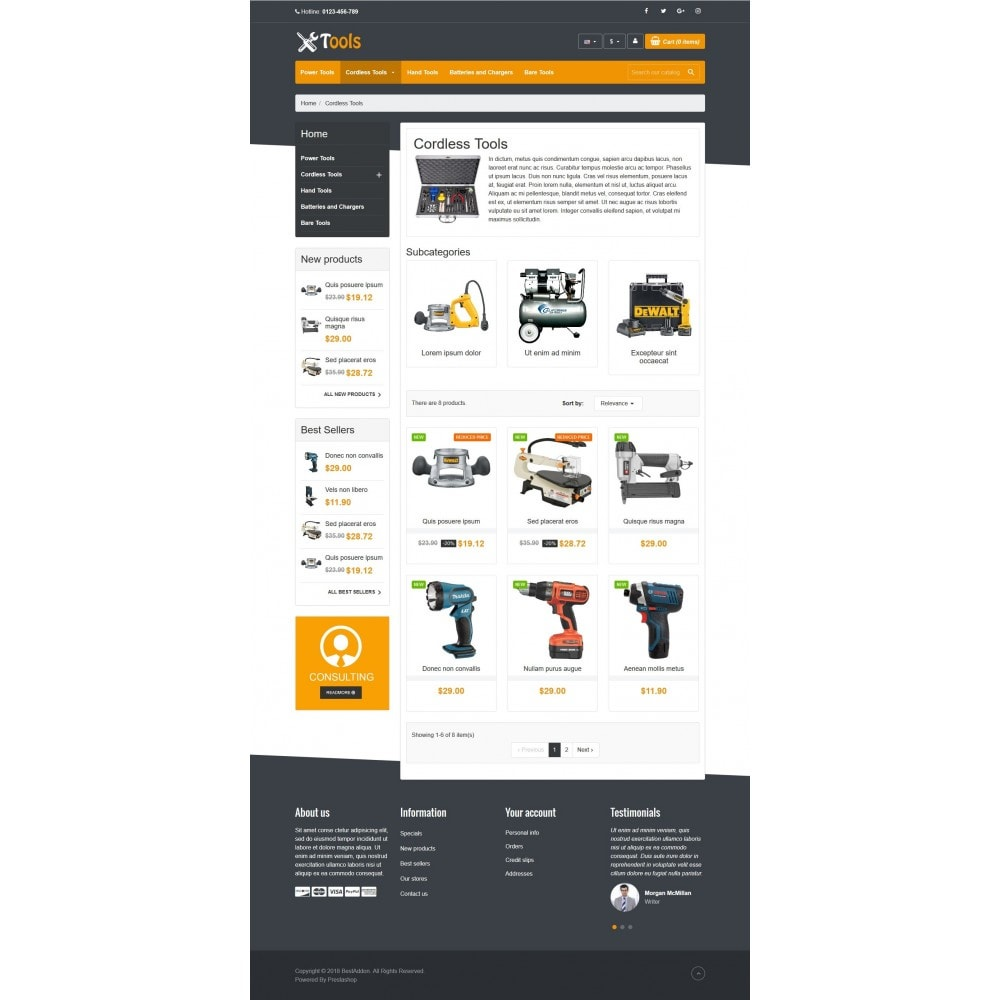 theme - Home & Garden - VP_Tools Store - 3