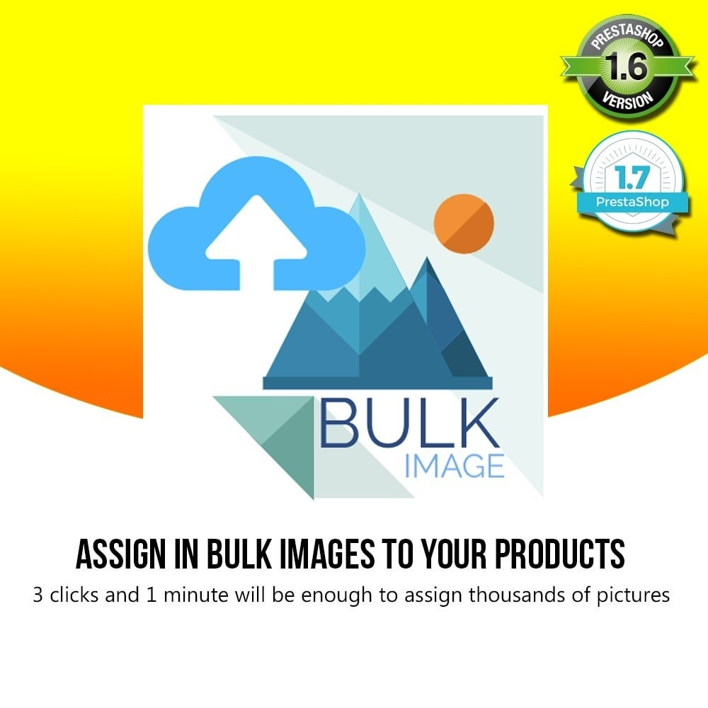 module - Быстрое & массовое редактирование - Bulk Product Image Importer - 1