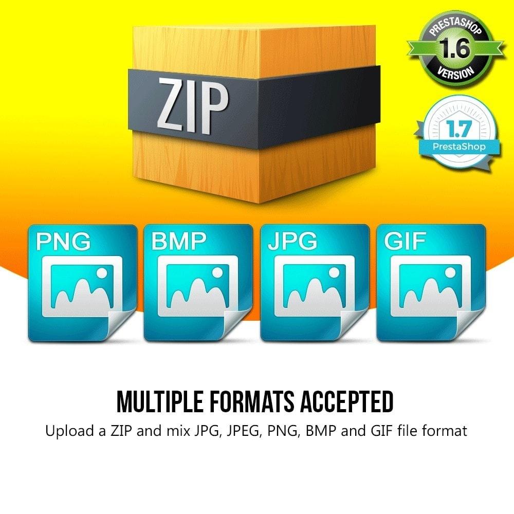 module - Edition rapide & Edition de masse - Bulk Product Image Importer - 2