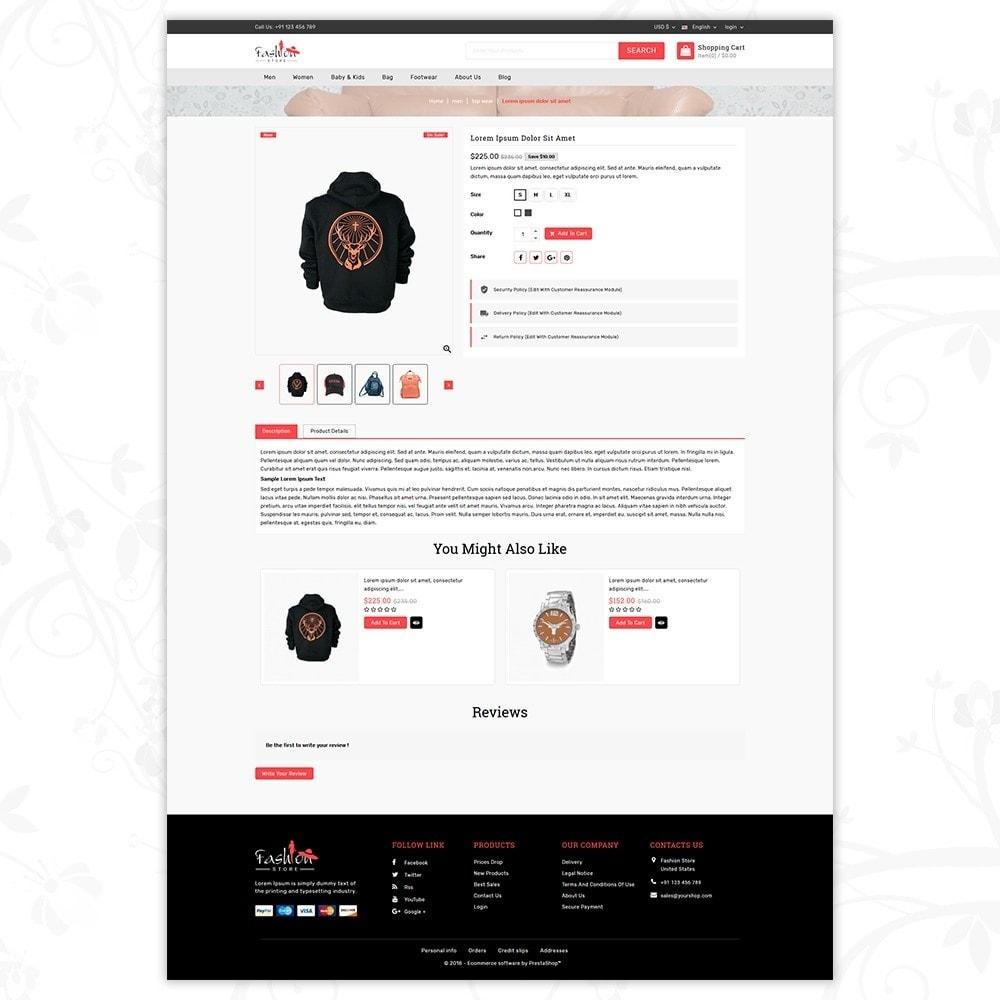 theme - Mode & Schoenen - Fashion Store - 5