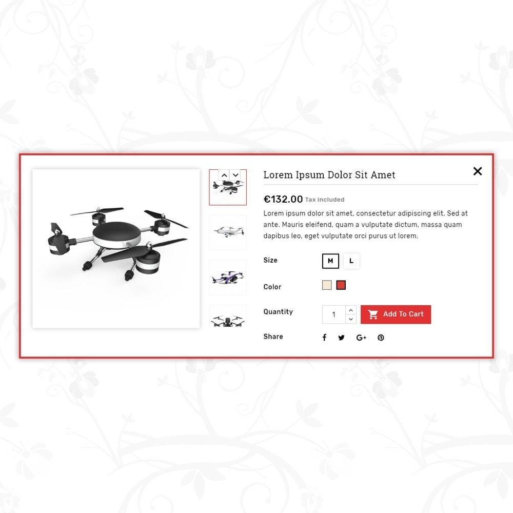 theme - Электроника и компьютеры - Drone Solutions Store - 7