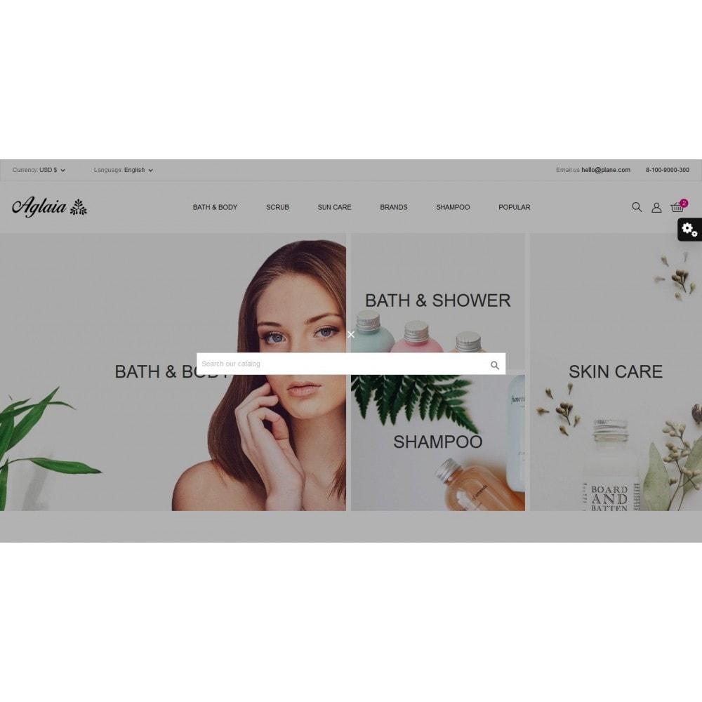 theme - Health & Beauty - Aglaia Cosmetics - 10