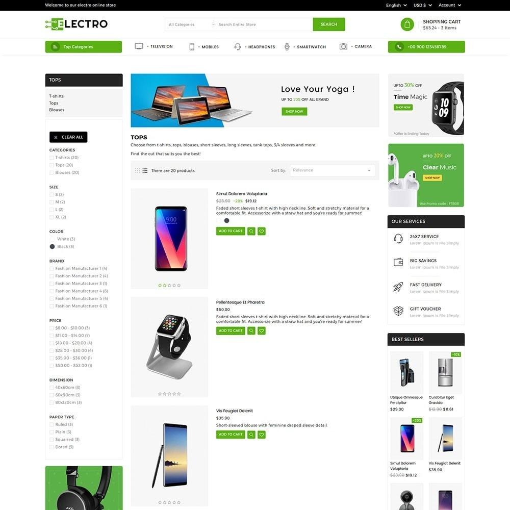 theme - Electronics & Computers - Electro Electronics Store - 4