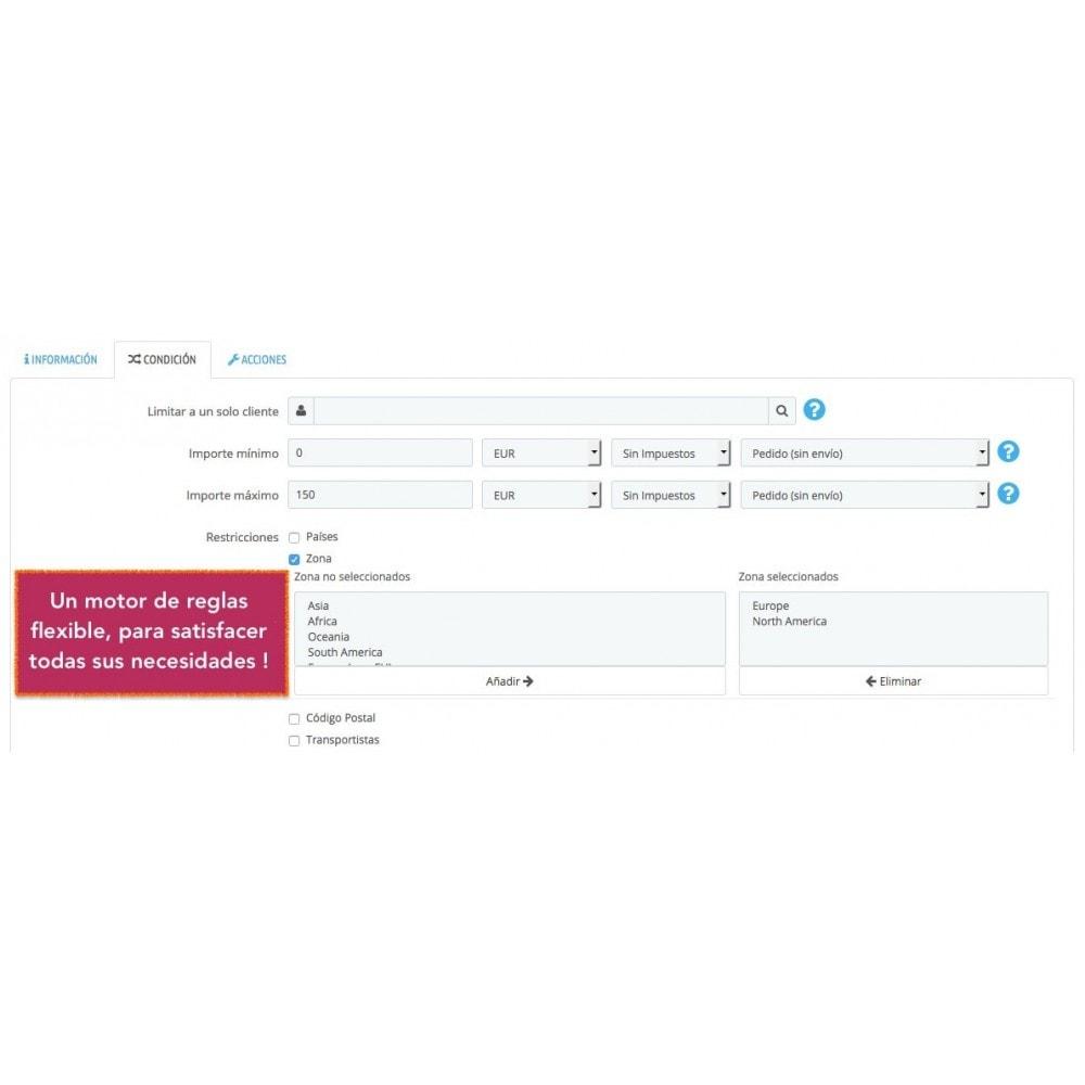 module - Gastos de transporte - Costo de envío Avanzado - 4