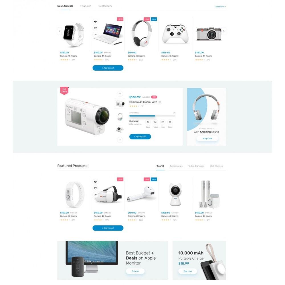 theme - Elettronica & High Tech - iMart Electronic Store - 3