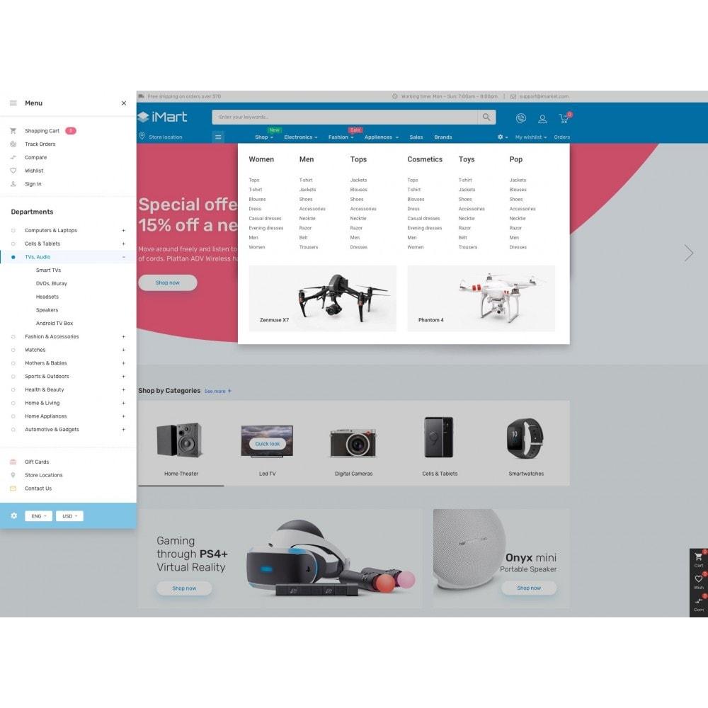 theme - Elettronica & High Tech - iMart Electronic Store - 8