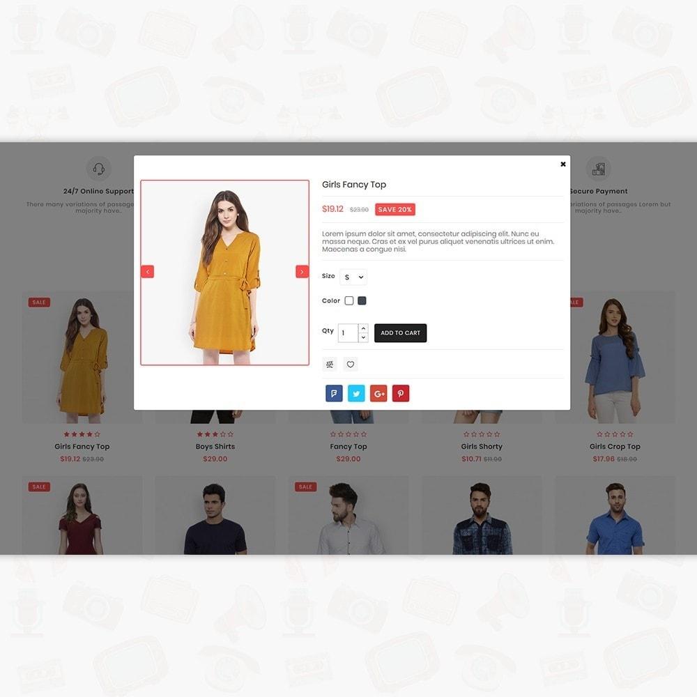 theme - Fashion & Shoes - Elegance The Fashion Store - 7