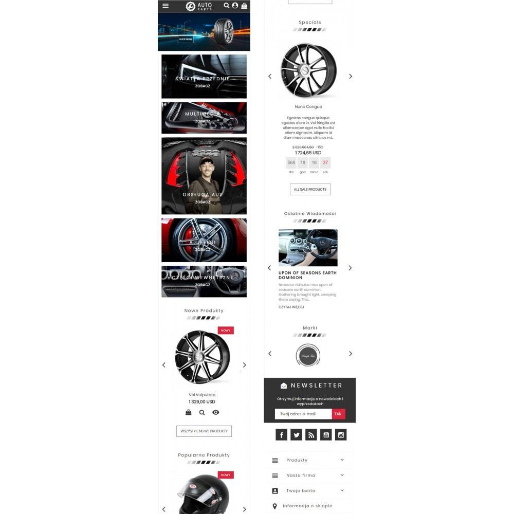 theme - Samochody - Auto Moto Parts - 5