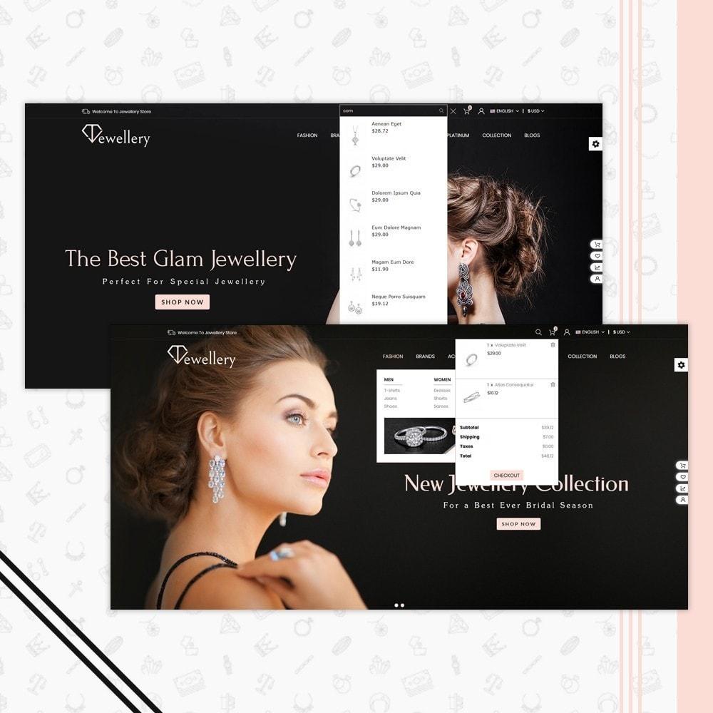 theme - Bijoux & Accessoires - Jewellery Shop - 6
