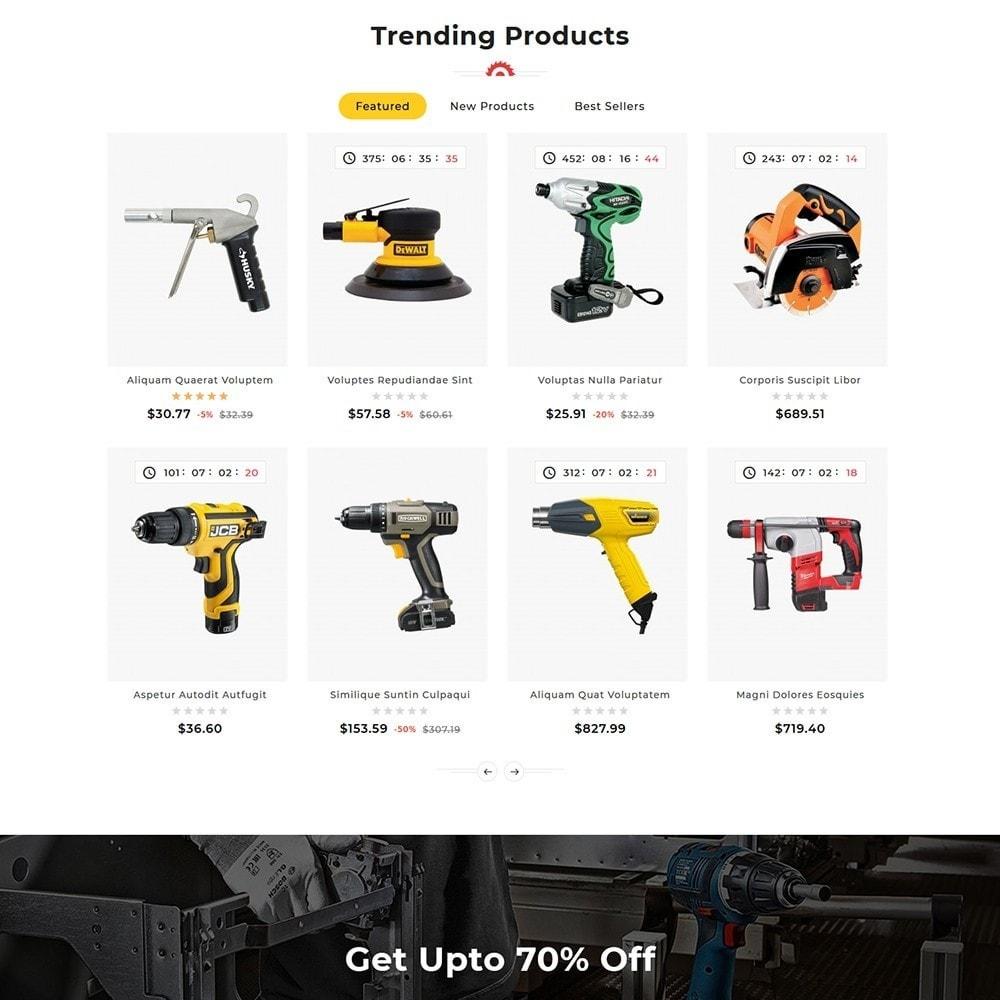 theme - Hogar y Jardín - Tools Equipment - 3