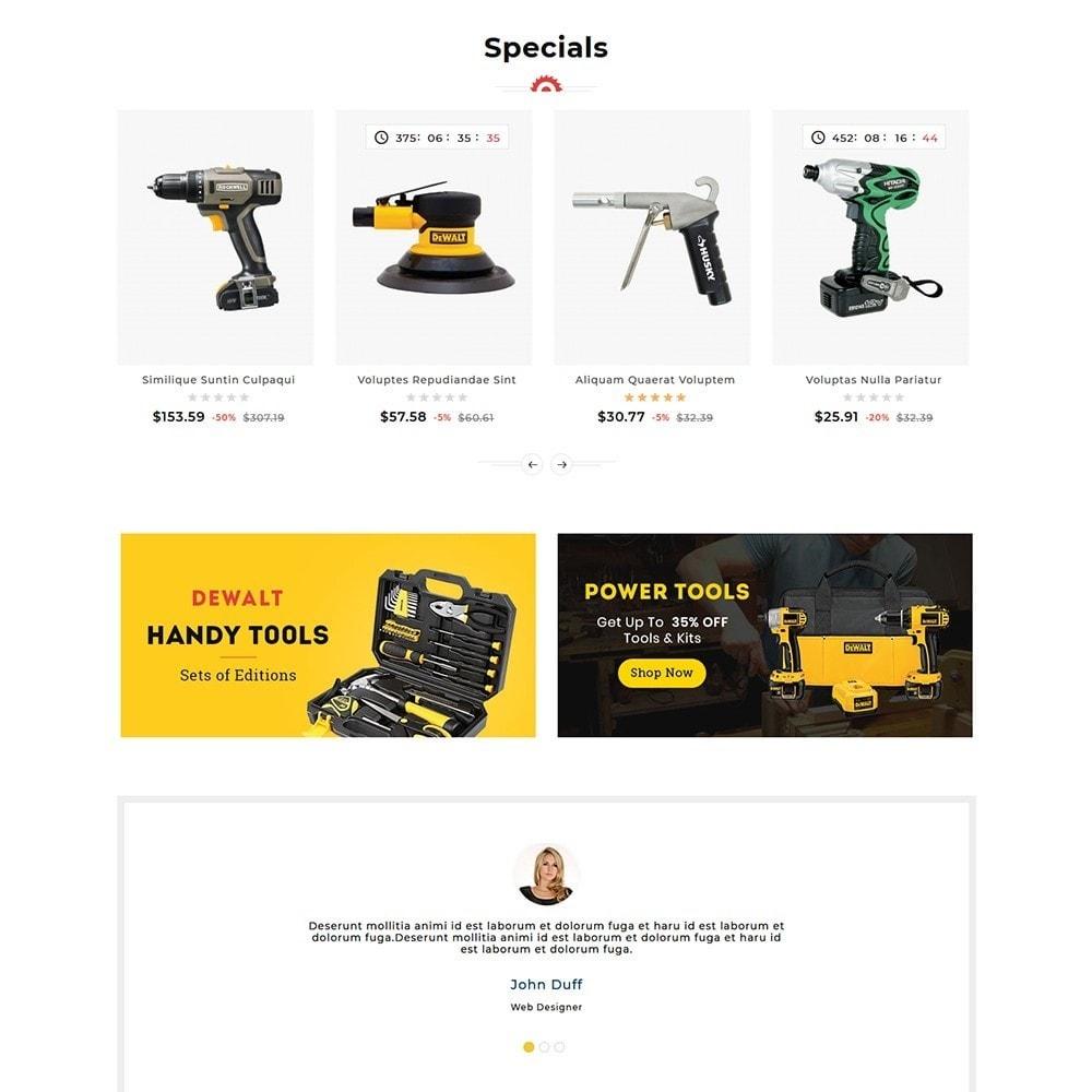 theme - Hogar y Jardín - Tools Equipment - 4