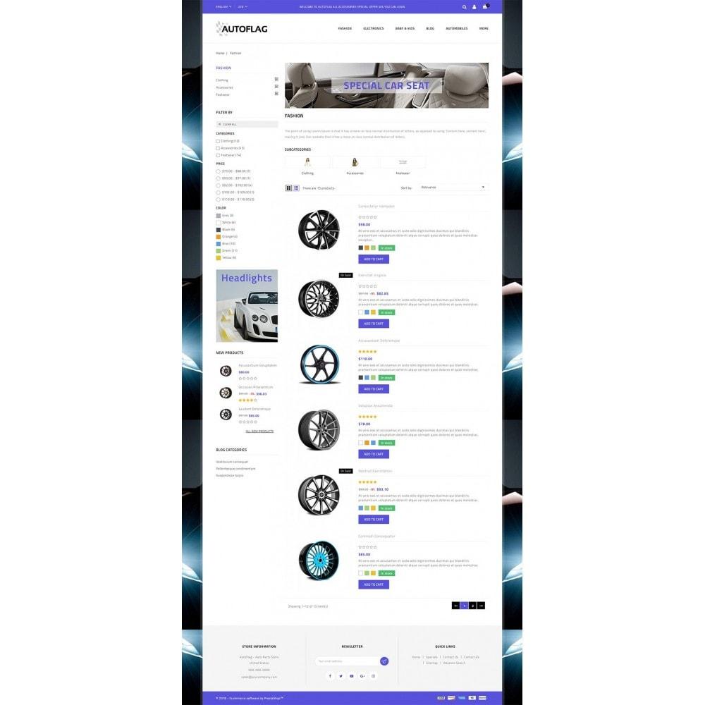 theme - Coches y Motos - AutoFlag Store - 4