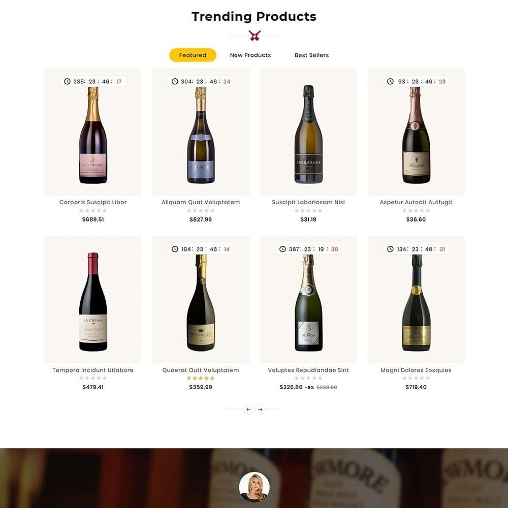 theme - Napoje & Wyroby tytoniowe - Gold Wine Store - 3