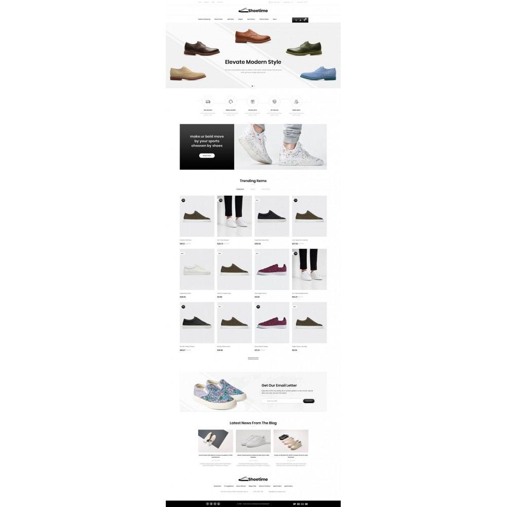 theme - Fashion & Shoes - Shoetime - Fashion Accessories Store - 2