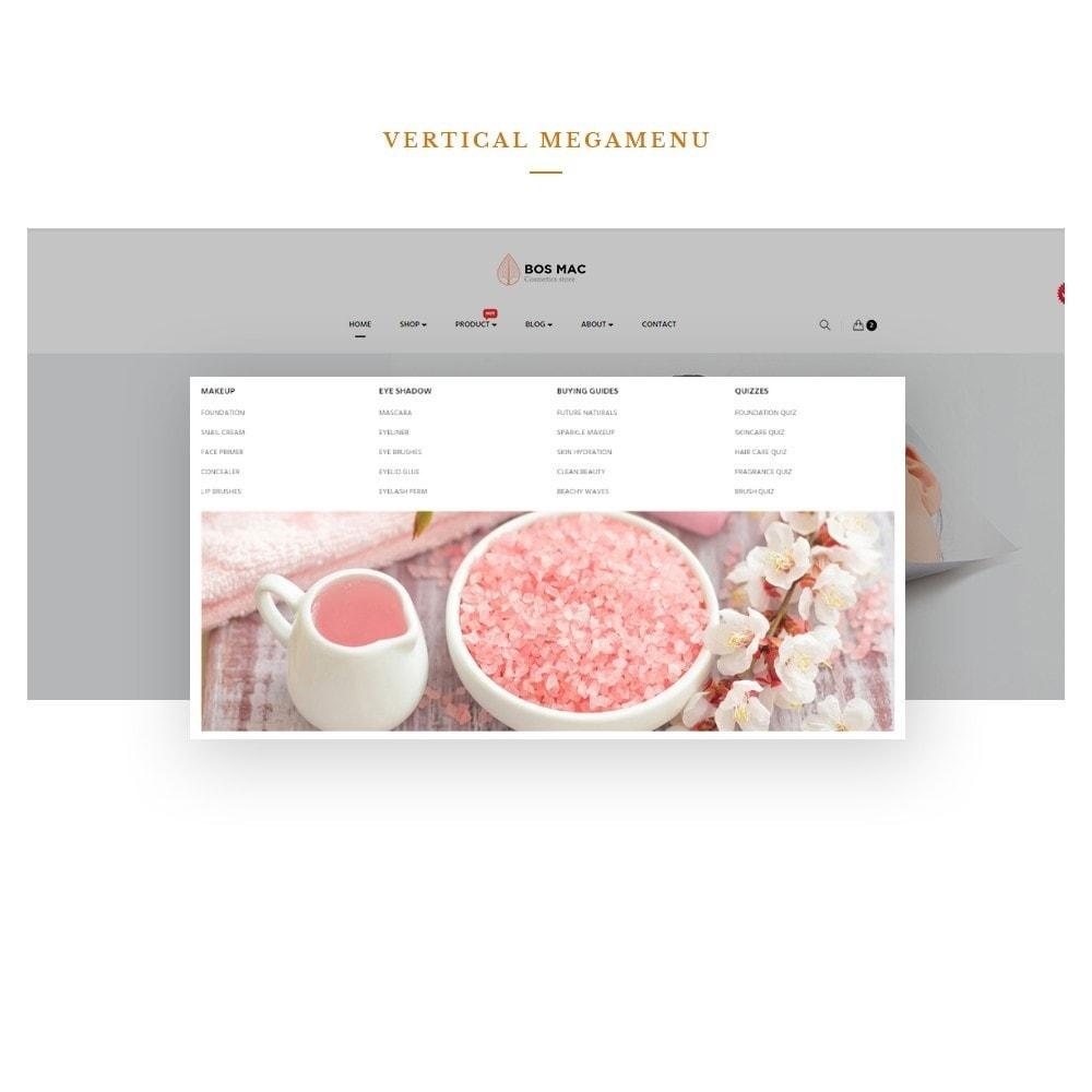 theme - Health & Beauty - Bos Mac - 1