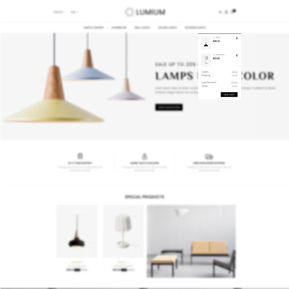 theme - Casa & Giardino - Lumium Store - 8