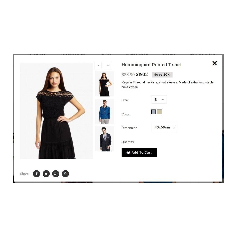theme - Fashion & Shoes - G-Litza Fashion Store - 7