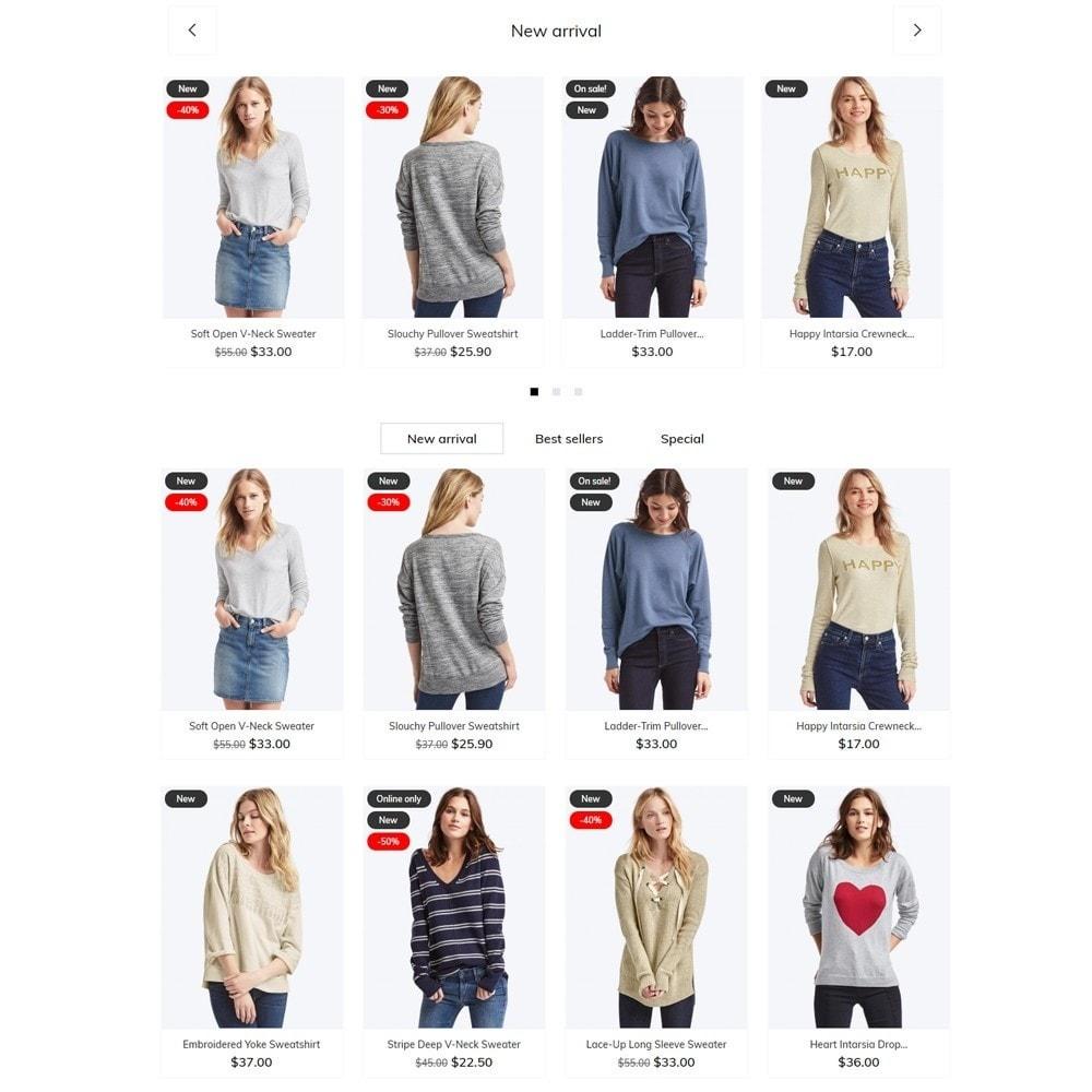 theme - Fashion & Shoes - Outstock Fashion Store - 3