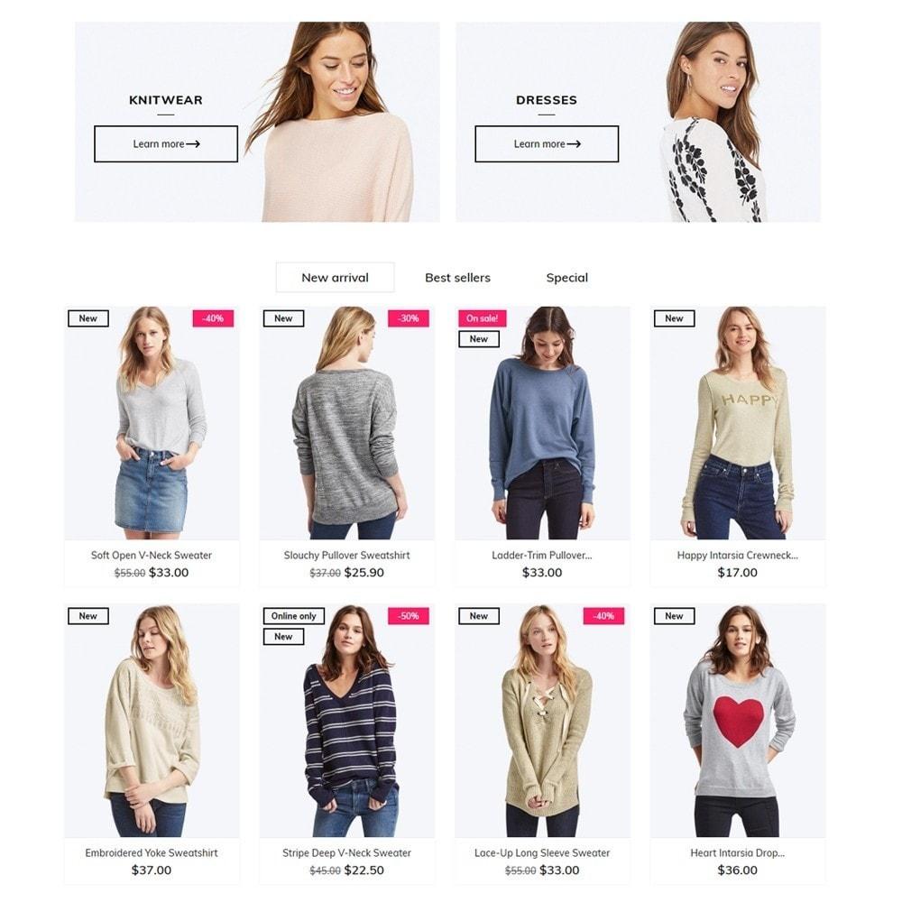 theme - Fashion & Shoes - Avelyn Fashion Store - 3