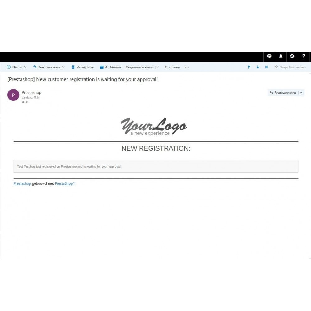 module - Klantendienst - Customer Activation Pro - 5