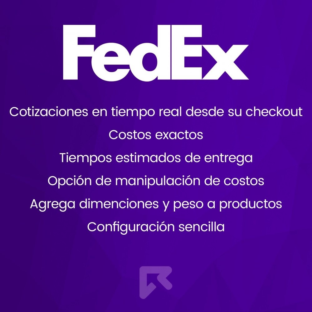module - Transportistas - FedEx - 2