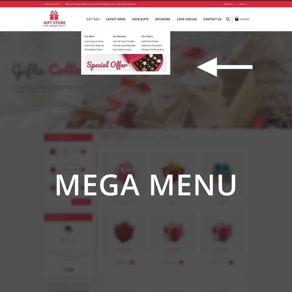 theme - Cadeaux, Fleurs et Fêtes - Giftstore - The Gift Shop - 9
