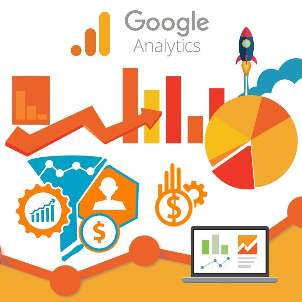 module - Статистика и анализ - Simple Google Analytics - 1
