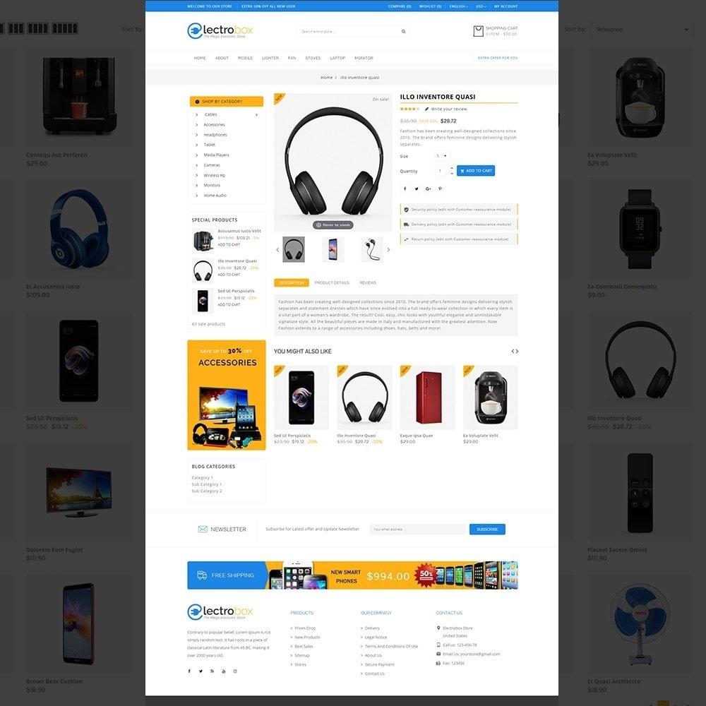 theme - Elektronik & High Tech - Electrobox – Multipurpose Electronics Store - 5