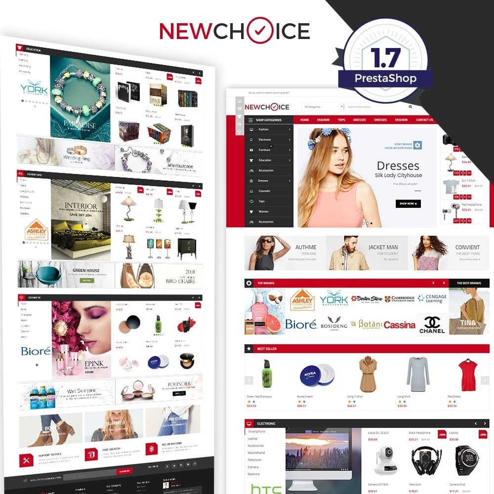 theme - Electronics & Computers - New Choice Market - 1