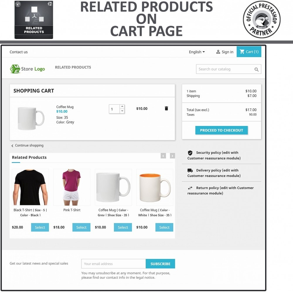 module - Cross-selling & Product Bundles - Related Products, Responsive Similar Products Carousel - 4