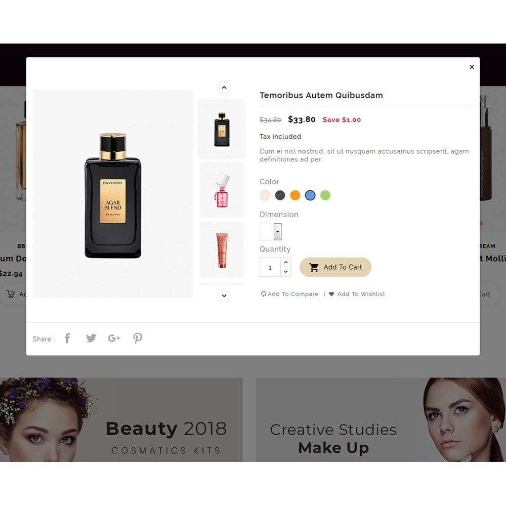 theme - Health & Beauty - BigTown Beauty Cosmetics - 7