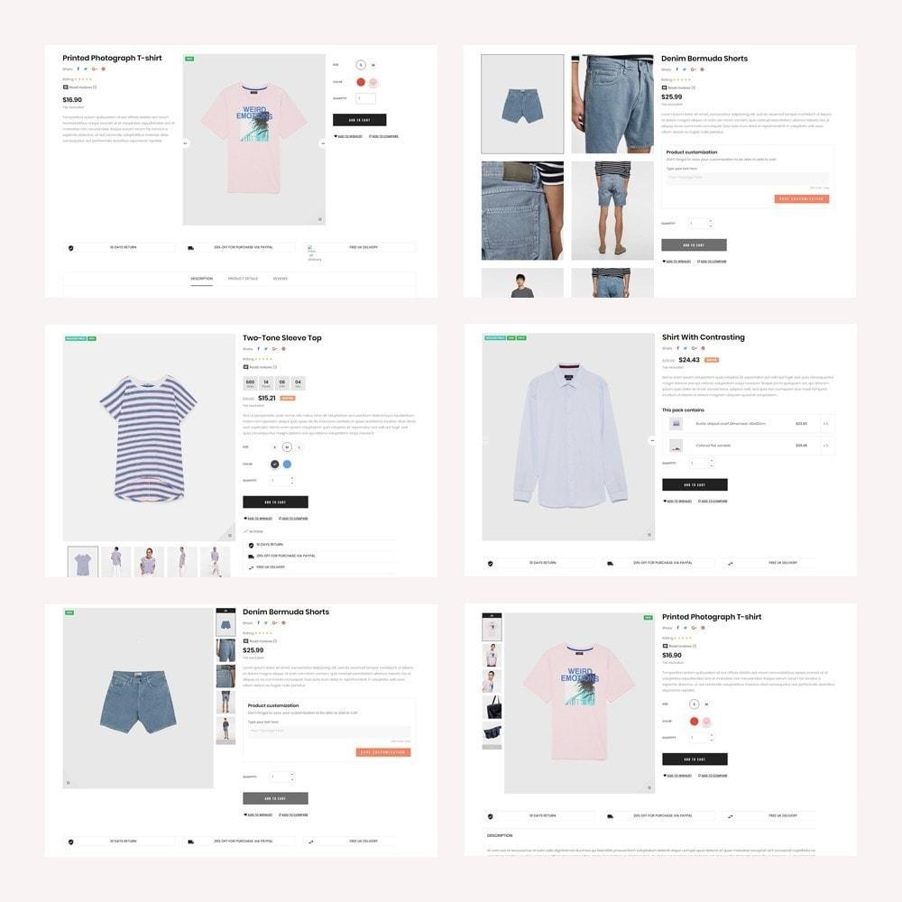 theme - Mode & Schuhe - Leo-Uni-co-unisex Fashion-store - 8