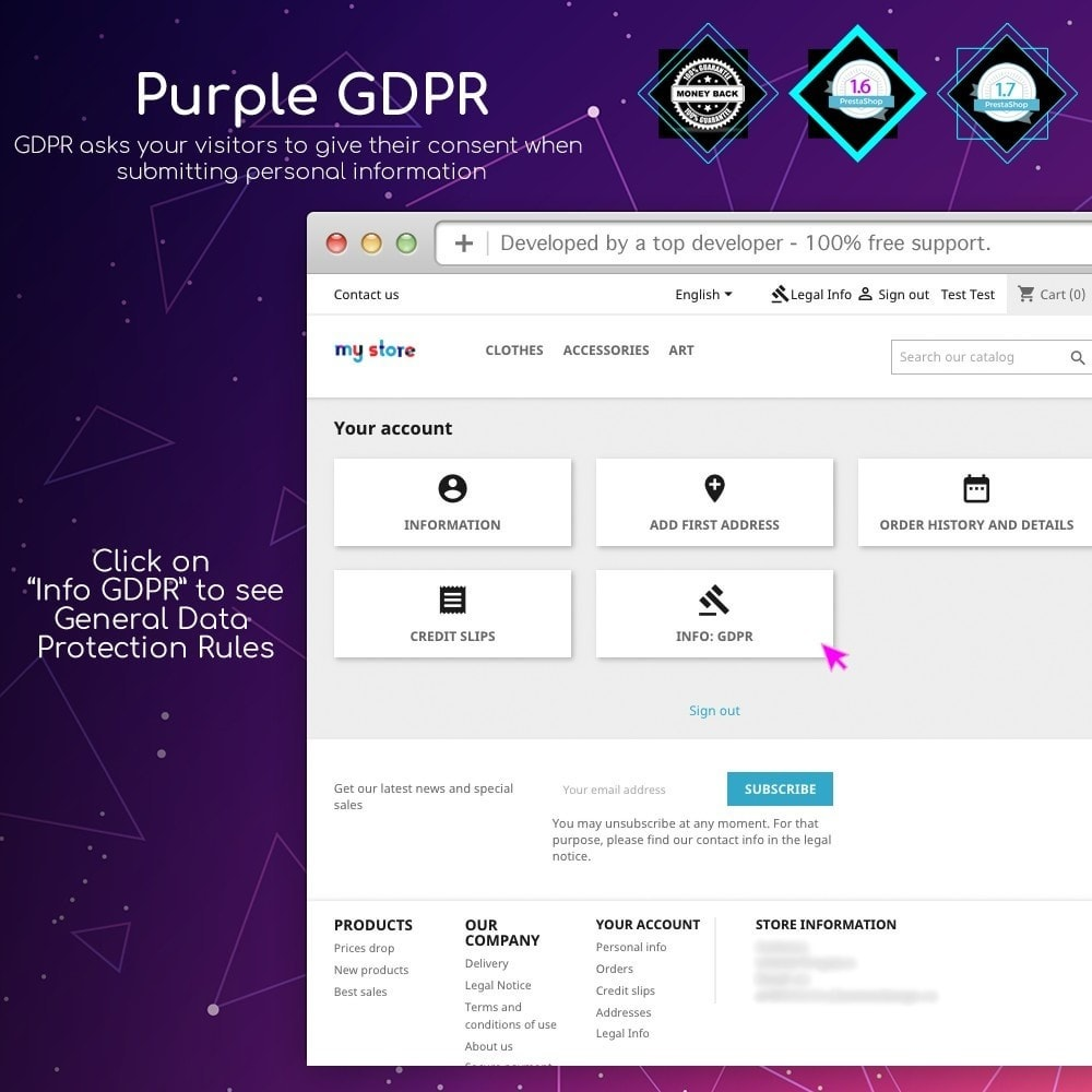 module - Legal - Purple GDPR - 7