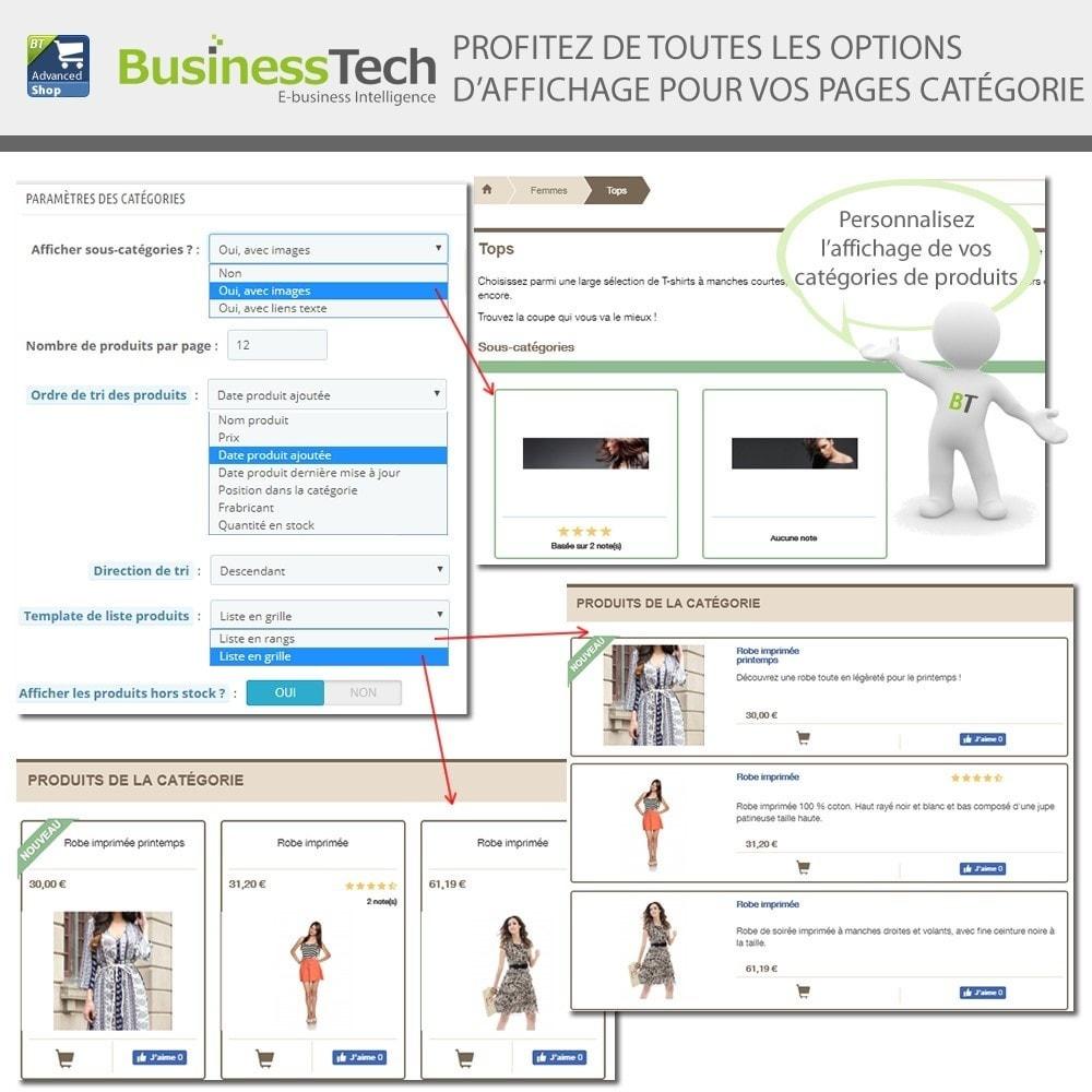 module - Produits sur Facebook & réseaux sociaux - Advanced Shop for Fan Page - 10