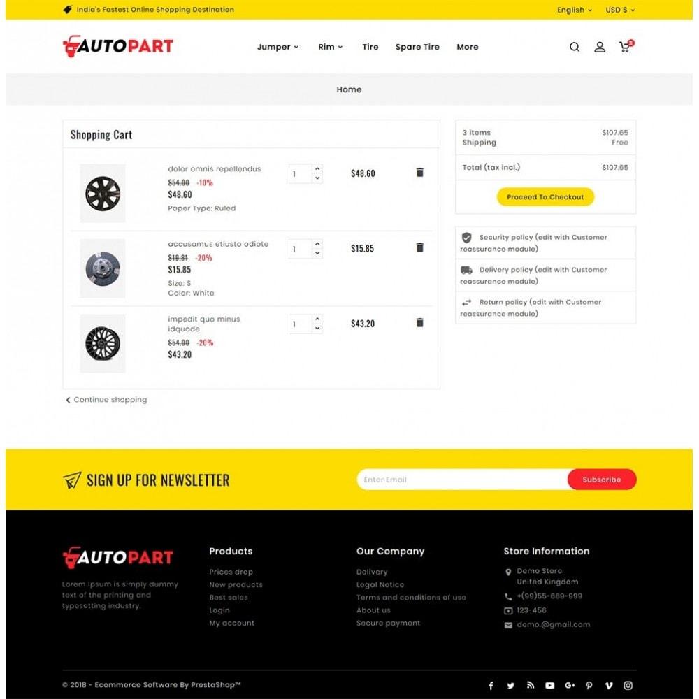theme - Automotive & Cars - Auto Parts & Garage - 8
