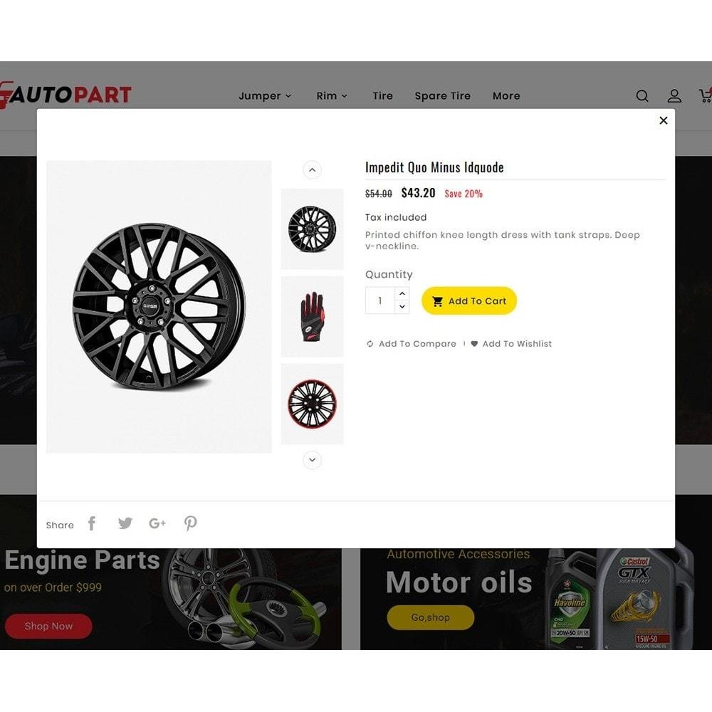 theme - Automotive & Cars - Auto Parts & Garage - 9