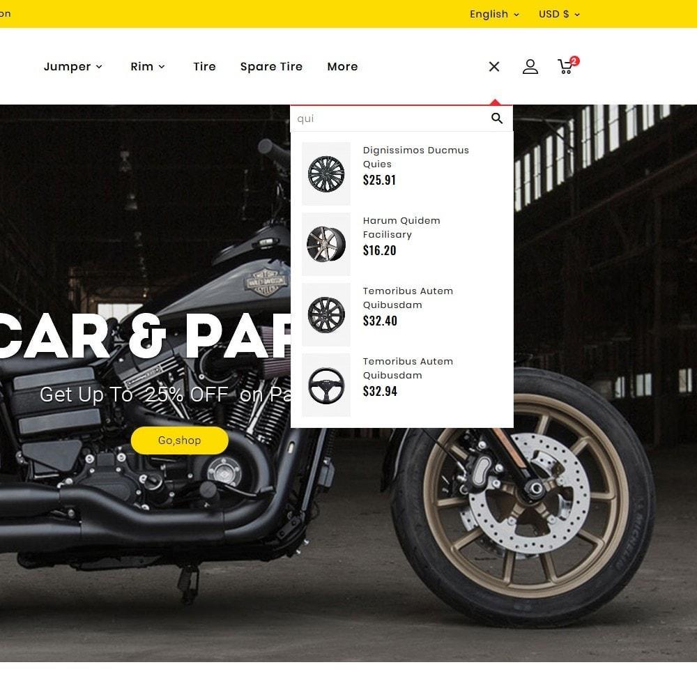 theme - Automotive & Cars - Auto Parts & Garage - 11