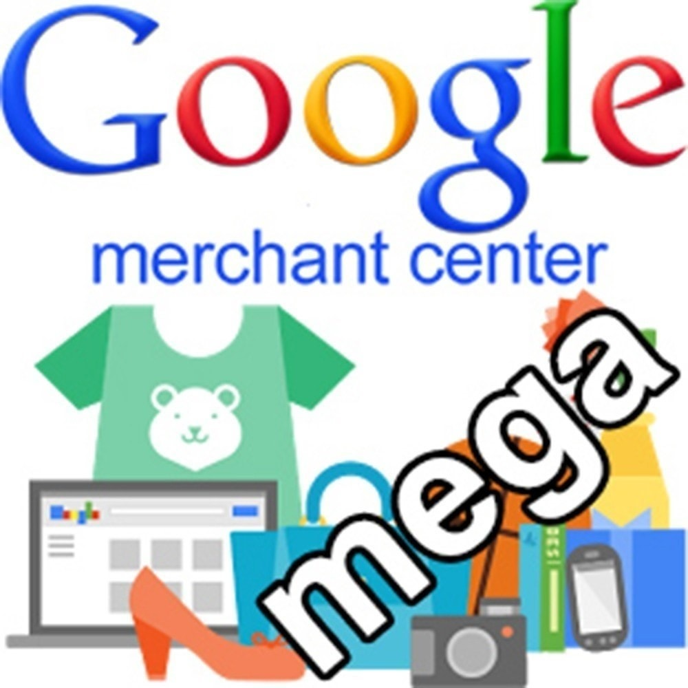 module - Price Comparison - SeoSA Mega Google Merchants (Google Shopping) - 2