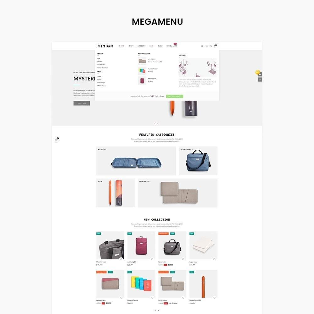 theme - Fashion & Shoes - Minion - Fashion Store - 4