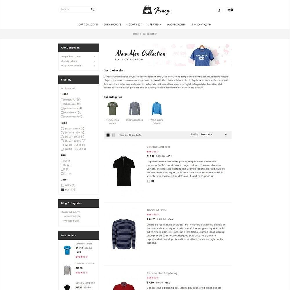 theme - Fashion & Shoes - Fancy Fashion Store - 4