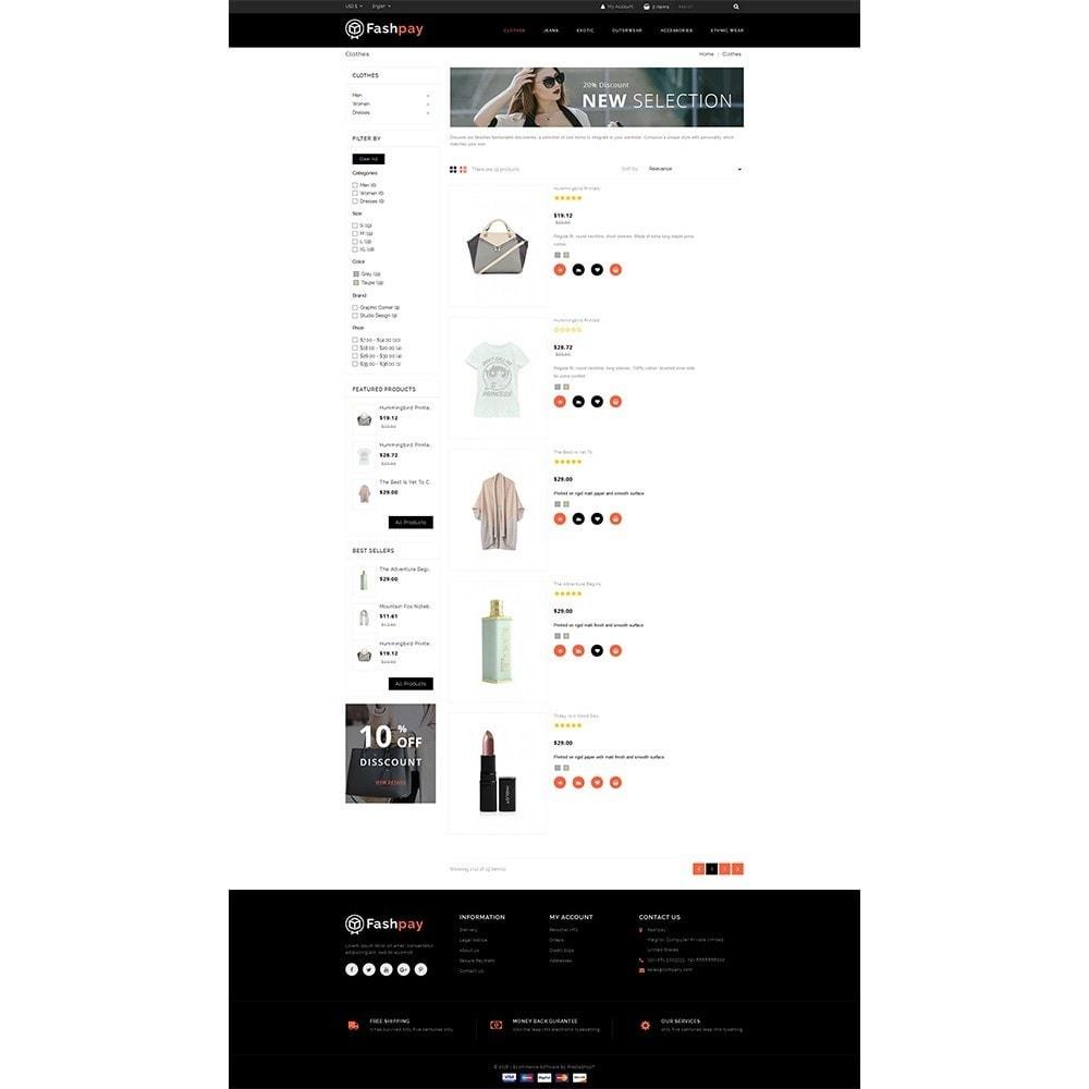 theme - Fashion & Shoes - Rivera Fashion Store - 4