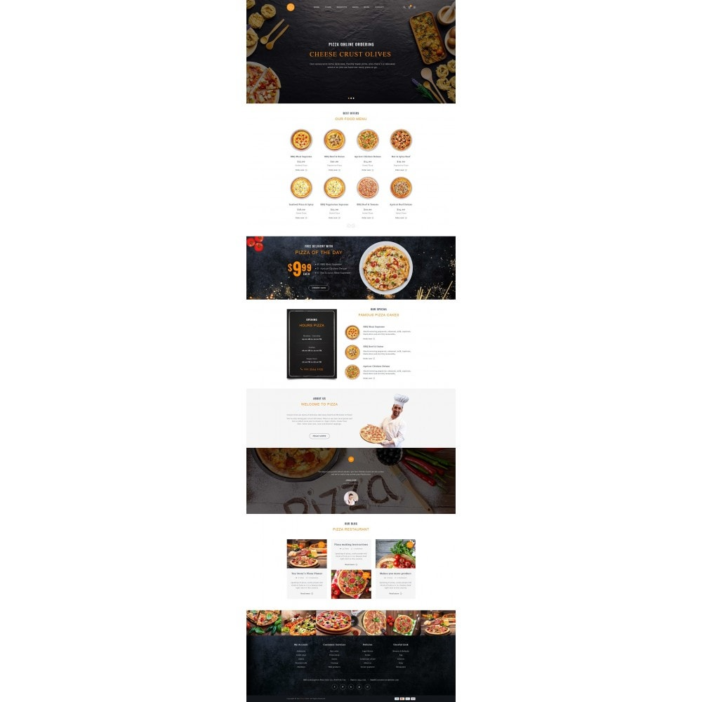 theme - Food & Restaurant - FastFood - 7