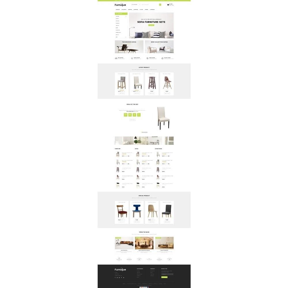 theme - Maison & Jardin - Furnique Store - 2
