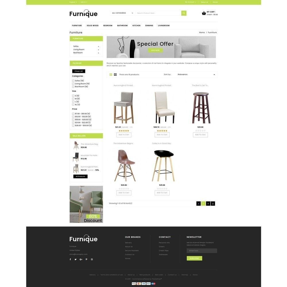 theme - Maison & Jardin - Furnique Store - 4
