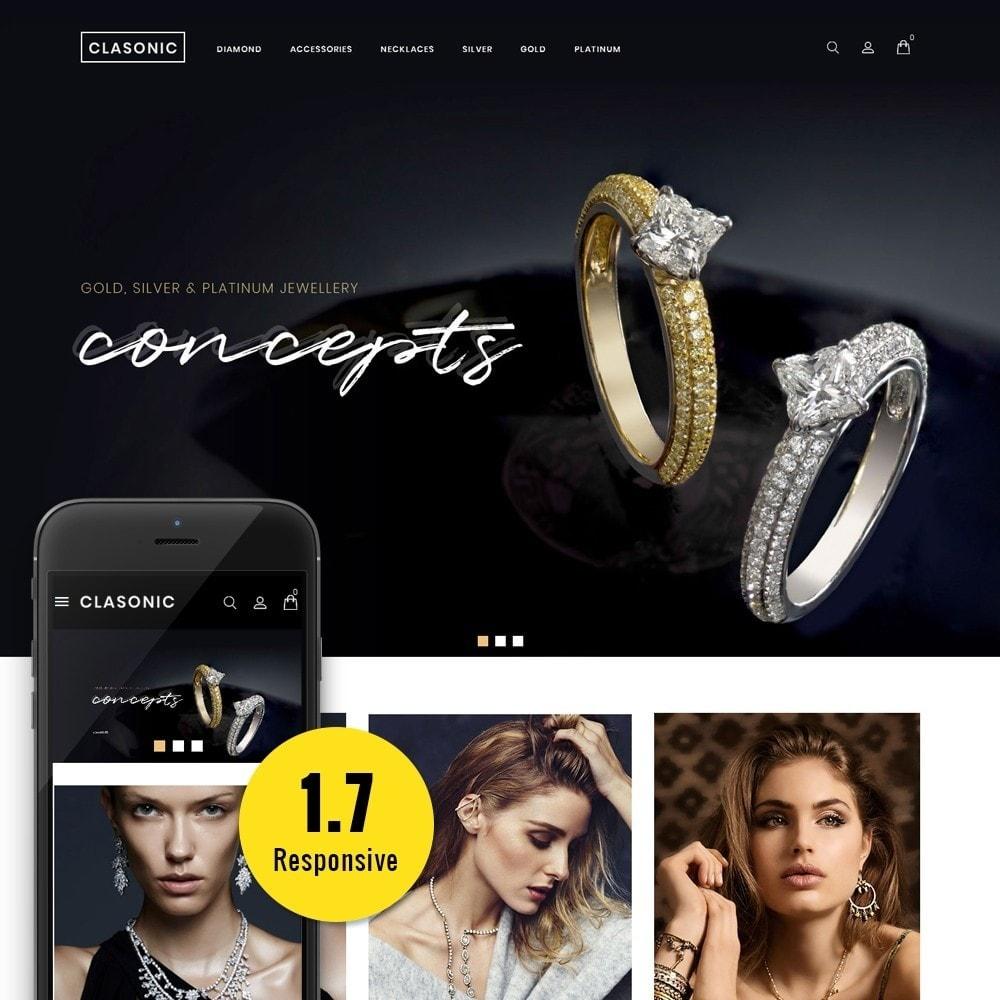 theme - Ювелирные изделия и Аксессуары - Classoni Store - 1