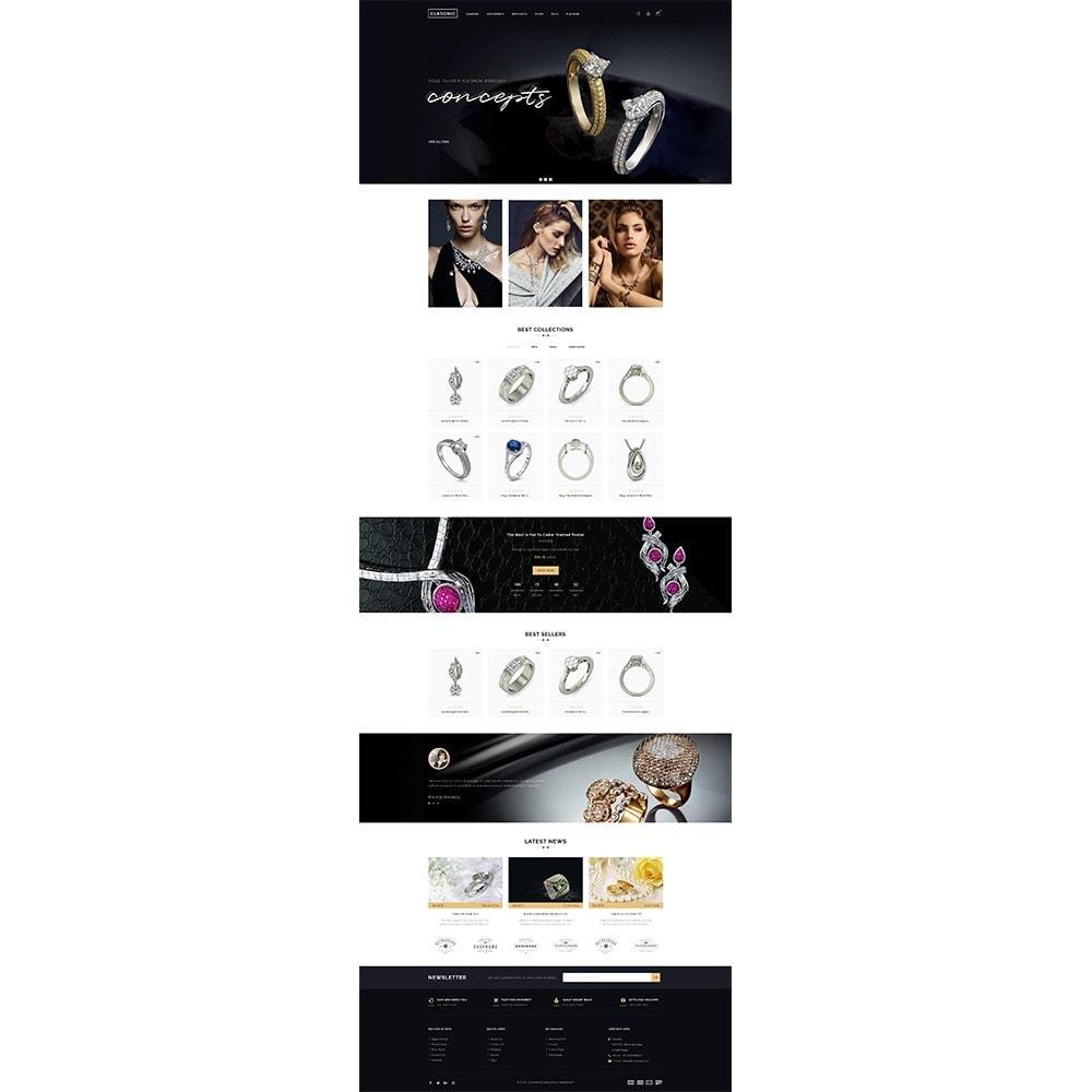 theme - Ювелирные изделия и Аксессуары - Classoni Store - 2